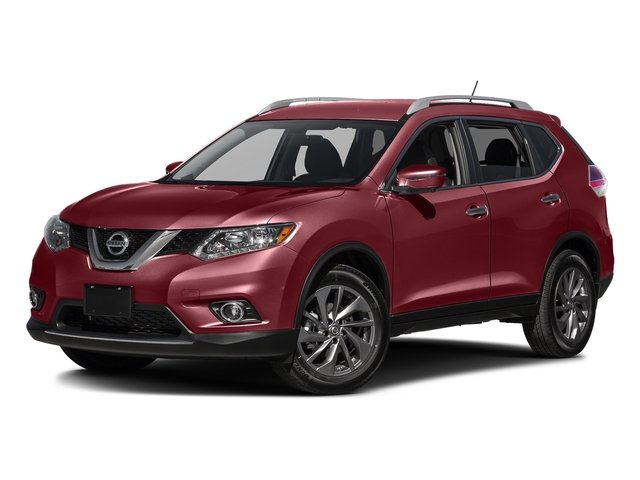 2016 Nissan Rogue SL FWD 4dr SL Regular Unleaded I-4 2.5 L/152 [18]