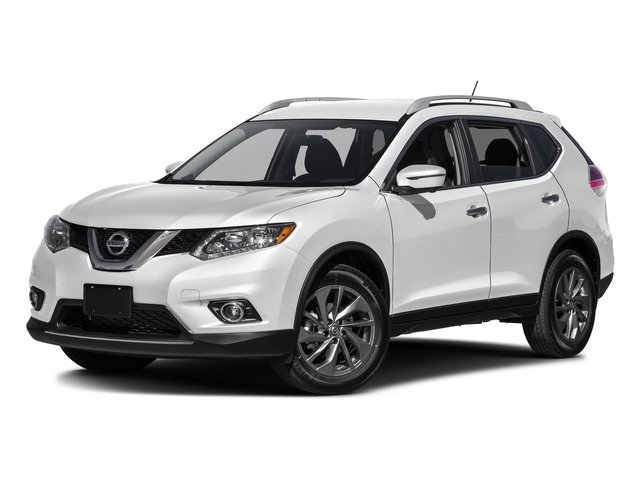 2016 Nissan Rogue SL AWD 4dr SL Regular Unleaded I-4 2.5 L/152 [2]