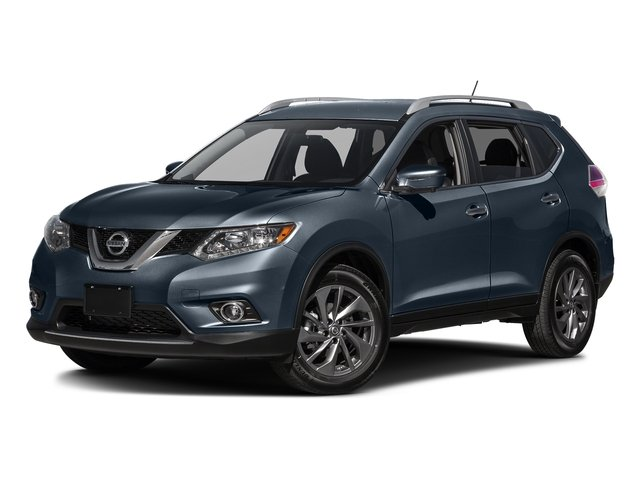 2016 Nissan Rogue SL AWD 4dr SL Regular Unleaded I-4 2.5 L/152 [7]