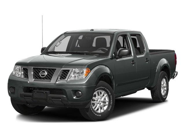 2016 Nissan Frontier SV 4WD Crew Cab SWB Auto SV Regular Unleaded V-6 4.0 L/241 [0]