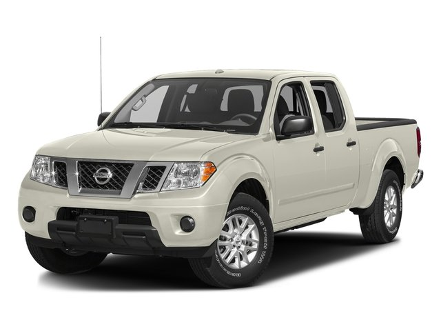 2016 Nissan Frontier SV 4WD Crew Cab SWB Auto SV Regular Unleaded V-6 4.0 L/241 [6]