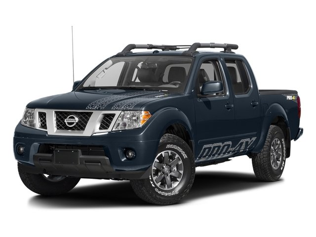 2016 Nissan Frontier PRO-4X 4WD Crew Cab SWB Auto PRO-4X Regular Unleaded V-6 4.0 L/241 [0]