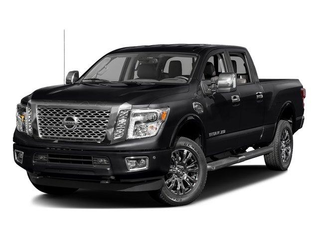 2016 Nissan Titan XD Platinum Reserve 4WD Crew Cab Platinum Reserve Diesel Intercooled Turbo Diesel V-8 5.0 L/305 [8]