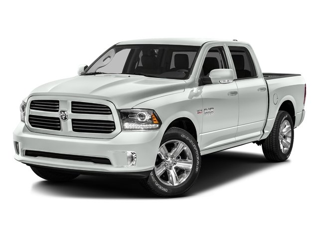 2016 Ram 1500 Tradesman 4WD Crew Cab 149″ Tradesman Regular Unleaded V-8 5.7 L/345 [9]