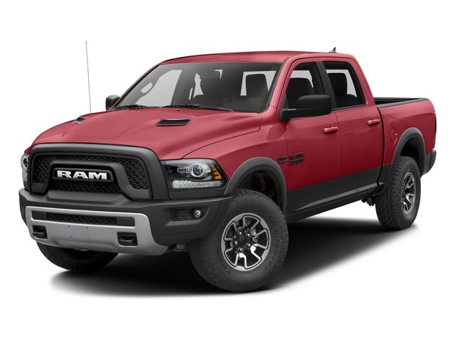 2016 Ram 1500 Rebel 2WD Crew Cab 140.5″ Rebel Regular Unleaded V-8 5.7 L/345 [11]