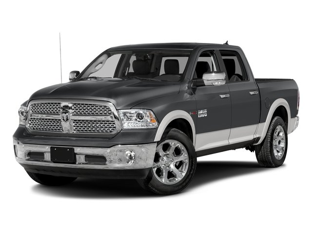"2016 Ram 1500 Laramie 4WD Crew Cab 140.5"" Laramie Regular Unleaded V-8 5.7 L/345 [27]"