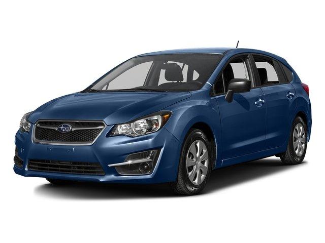 2016 Subaru Impreza Wagon 2.0i 5dr Man 2.0i Regular Unleaded H-4 2.0 L/122 [4]