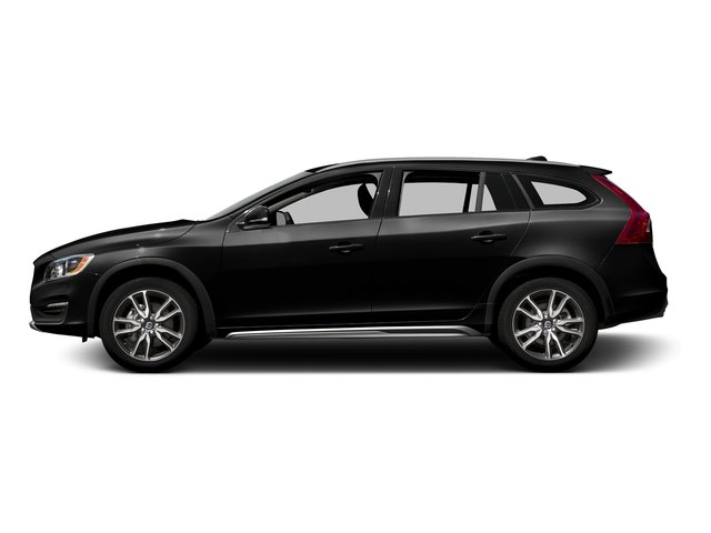 2016 Volvo V60 Cross Country T5 Turbocharged All Wheel Drive Power Steering ABS 4-Wheel Disc Br