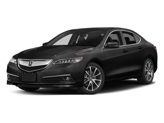 2017 Acura TLX V6 with Advance Pkg