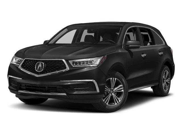 2017 Acura MDX SH-AWD Premium Unleaded V-6 3.5 L/212 [0]