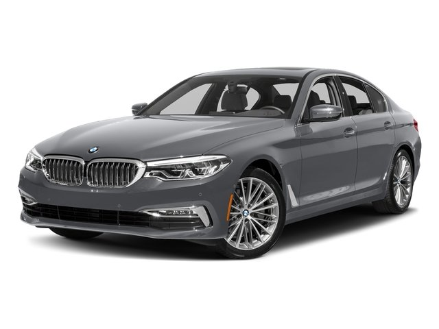 2017 BMW 5 Series 540i 540i Sedan Intercooled Turbo Premium Unleaded I-6 3.0 L/183 [14]