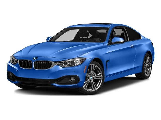 2017 BMW 4 Series 430i xDrive M-Sport 2dr Car