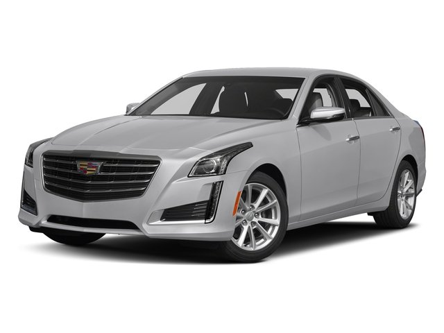 2017 Cadillac CTS Sedan RWD 4dr Sdn 2.0L Turbo RWD Turbocharged Gas I4 2.0L/122 [8]