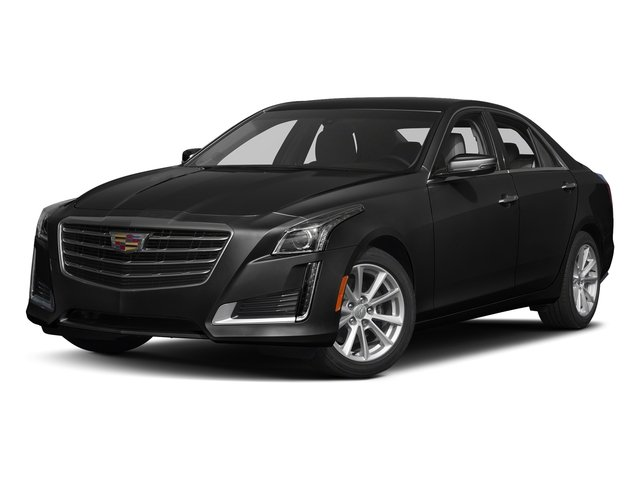 2017 Cadillac CTS Sedan Luxury RWD 4dr Sdn 2.0L Turbo Luxury RWD Turbocharged Gas I4 2.0L/122 [3]