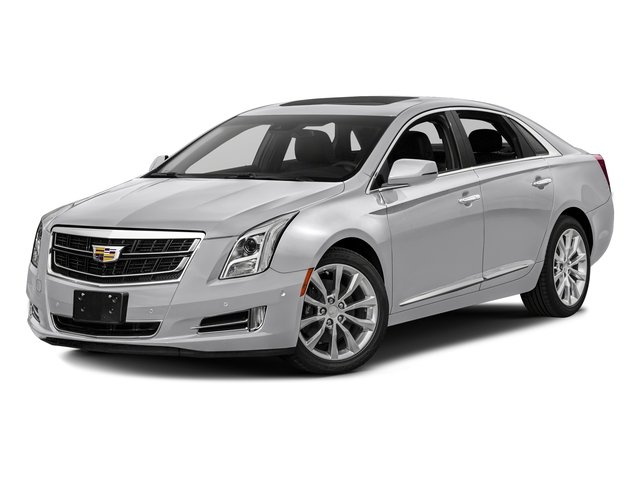 2017 Cadillac XTS Luxury 4dr Sdn Luxury FWD Gas V6 3.6L/217 [5]
