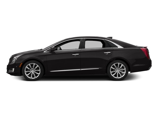 2017 Cadillac XTS Luxury CADILLAC CUE INFORMATION AND MEDIA CONTROL SYSTEM WITH EMBEDDED NAVIGATION