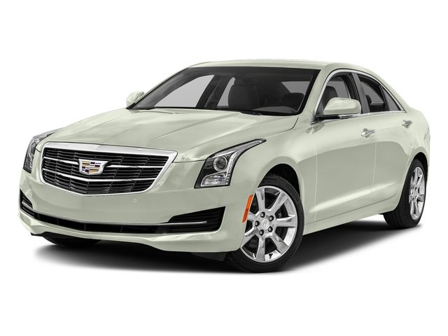 2017 Cadillac ATS Sedan RWD 4dr Sdn 2.0L RWD Turbocharged Gas I4 2.0L/122 [2]
