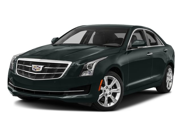 2017 Cadillac ATS Sedan Luxury RWD 4dr Sdn 2.0L Luxury RWD Turbocharged Gas I4 2.0L/122 [5]