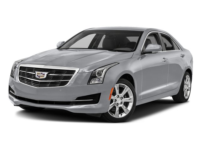 2017 Cadillac ATS Sedan RWD 4dr Sdn 2.0L RWD Turbocharged Gas I4 2.0L/122 [0]