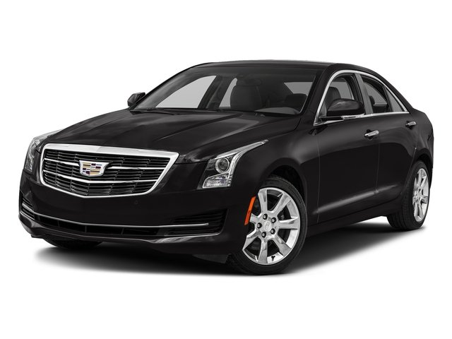 2017 Cadillac ATS Sedan Luxury RWD 4dr Sdn 2.0L Luxury RWD Turbocharged Gas I4 2.0L/122 [8]