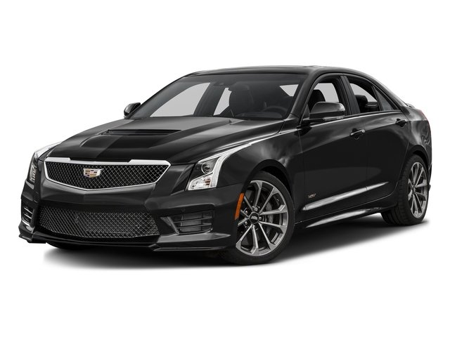 2017 Cadillac ATS-V Sedan 4dr Sdn 4dr Sdn Turbocharged Gas V6 3.6L/217 [19]