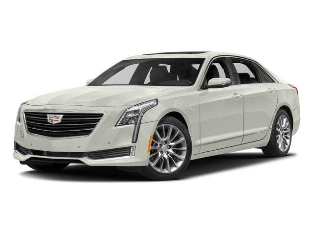2017 Cadillac CT6 Luxury RWD 4dr Sdn 2.0L Turbo Luxury RWD Turbocharged Gas I4 2.0L/122 [2]
