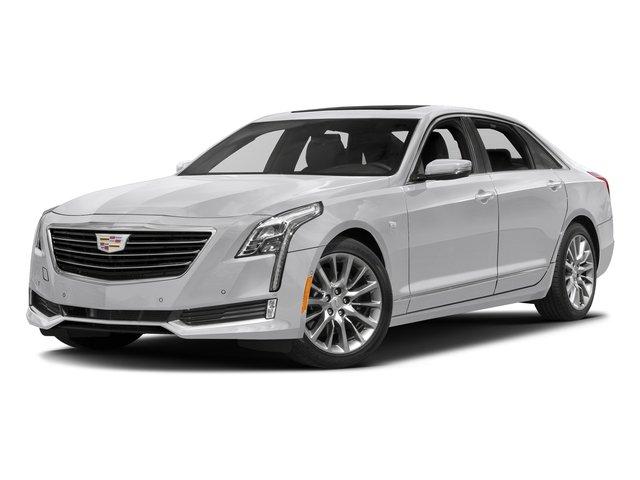 2017 Cadillac CT6 2.0L Turbo Luxury 4dr Sdn 2.0L Turbo Luxury RWD Turbocharged Gas I4 2.0L/122 [6]