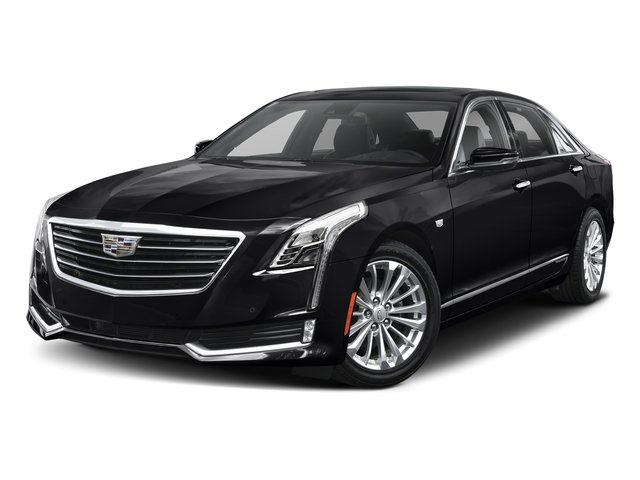 2017 Cadillac CT6 PLUG-IN RWD 4dr Sdn 2.0L PLUG-IN RWD Turbocharged Gas/Plug-in Electric I4 2.0L/122 [0]