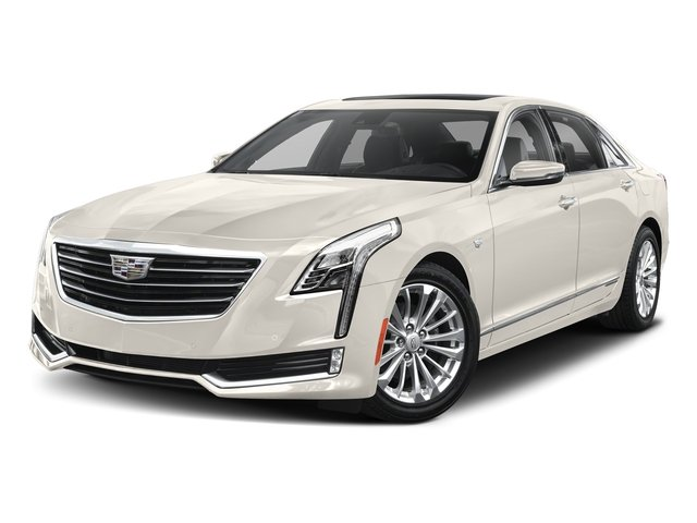 2017 Cadillac CT6 PLUG-IN RWD 4dr Sdn 2.0L PLUG-IN RWD Turbocharged Gas/Plug-in Electric I4 2.0L/122 [13]