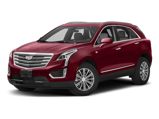 2017 Cadillac XT5 Luxury FWD FWD 4dr Luxury Gas V6 3.6L/222.6 [3]
