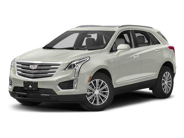 2017 Cadillac XT5 Luxury FWD FWD 4dr Luxury Gas V6 3.6L/222.6 [35]