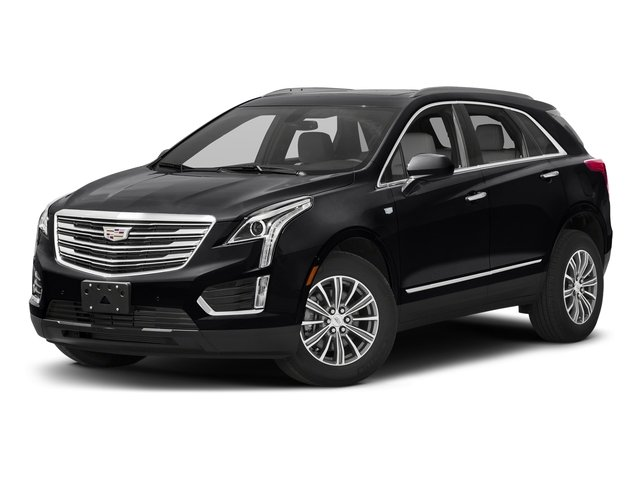 2017 Cadillac XT5 Luxury FWD FWD 4dr Luxury Gas V6 3.6L/222.6 [5]