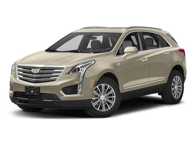 2017 Cadillac XT5 Luxury FWD FWD 4dr Luxury Gas V6 3.6L/222.6 [0]
