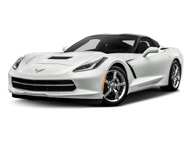 2017 Chevrolet Corvette 1LT