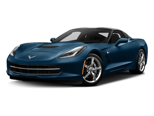 2017 Chevrolet Corvette 1LT 2dr Stingray Cpe w/1LT Gas V8 6.2L/376 [1]