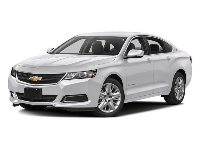 2017 Chevrolet Impala LS 4dr Sdn LS w/1LS Gas/Ethanol V6 3.6L/217 [8]