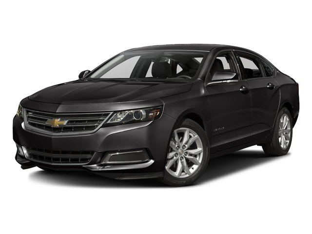 2017 Chevrolet Impala LT 4dr Sdn LT w/1LT Gas/Ethanol V6 3.6L/217 [14]