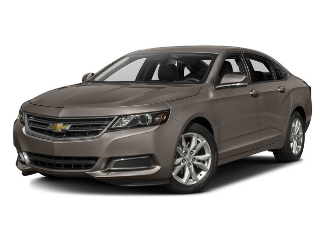 2017 Chevrolet Impala LT 4dr Sdn LT w/1LT Gas/Ethanol V6 3.6L/217 [16]