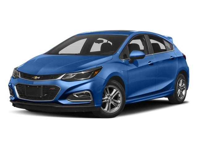 2017 Chevrolet Cruze LT 4dr HB 1.4L LT w/1SD Turbocharged Gas I4 1.4L/ [0]