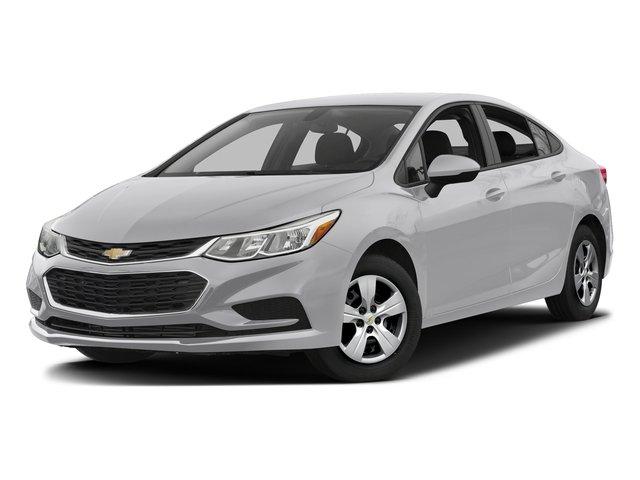 2017 Chevrolet Cruze LS 4dr Sdn 1.4L LS w/1SB Turbocharged Gas I4 1.4L/ [18]