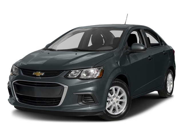 2017 Chevrolet Sonic LT 4dr Sdn Auto LT Turbocharged Gas I4 1.4L/110 [0]