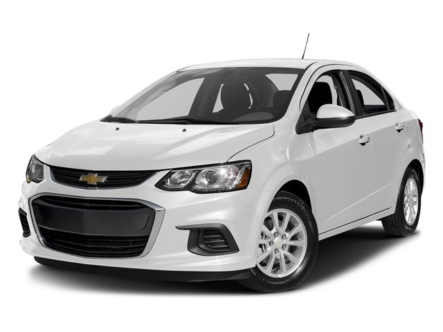 2017 Chevrolet Sonic LT 4dr Sdn Auto LT Gas I4 1.8L/110 [9]