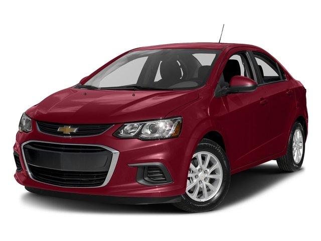 2017 Chevrolet Sonic LT 4dr Sdn Auto LT Gas I4 1.8L/110 [2]