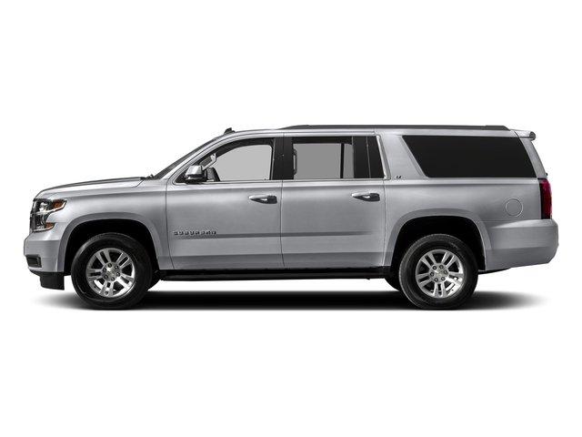 2017 Chevrolet Suburban LT Silver Ice Metallic