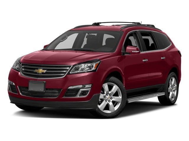 2017 Chevrolet Traverse LT FWD 4dr LT w/1LT Gas V6 3.6L/217 [15]