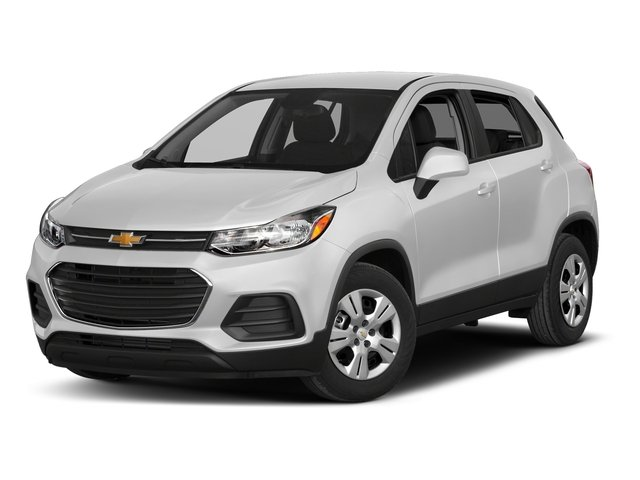 2017 Chevrolet Trax LS FWD 4dr LS Turbocharged Gas 4-Cyl 1.4L/83 [4]