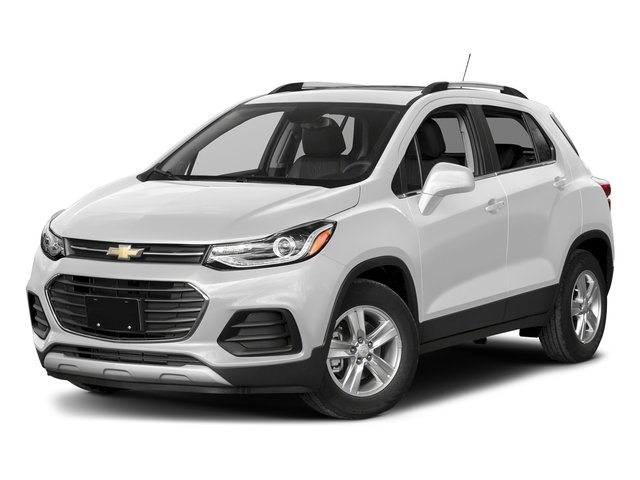 2017 Chevrolet Trax LT AWD 4dr LT Turbocharged Gas 4-Cyl 1.4L/83 [2]