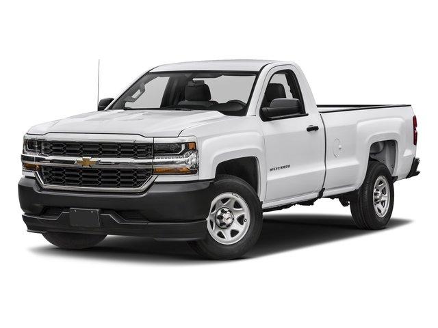 """2017 Chevrolet Silverado 1500 Work Truck 2WD Reg Cab 133.0"""" Work Truck Gas/Ethanol V6 4.3L/262 [0]"""