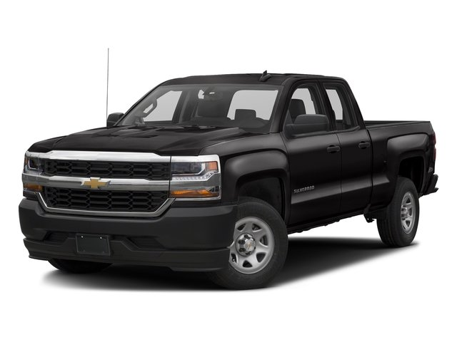 2017 Chevrolet Silverado 1500 Work Truck 2WD Double Cab 143.5″ Work Truck Gas V8 5.3L/325 [3]