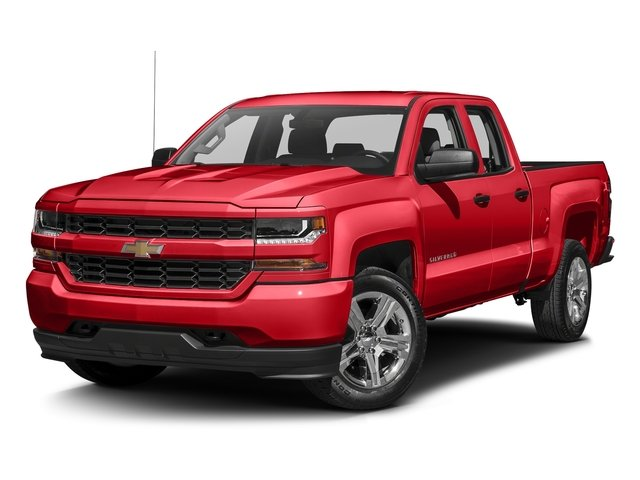 2017 Chevrolet Silverado 1500 Custom 2WD Double Cab 143.5″ Custom Gas V8 5.3L/325 [8]